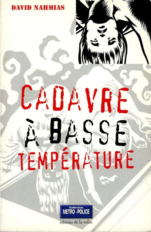 Cadavre a basse temperature